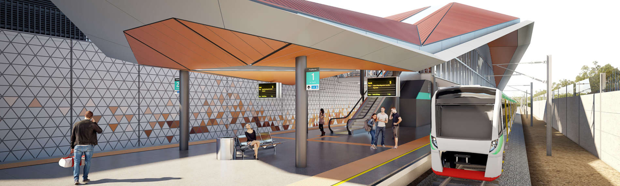 Forrestfield Perth Airport Link