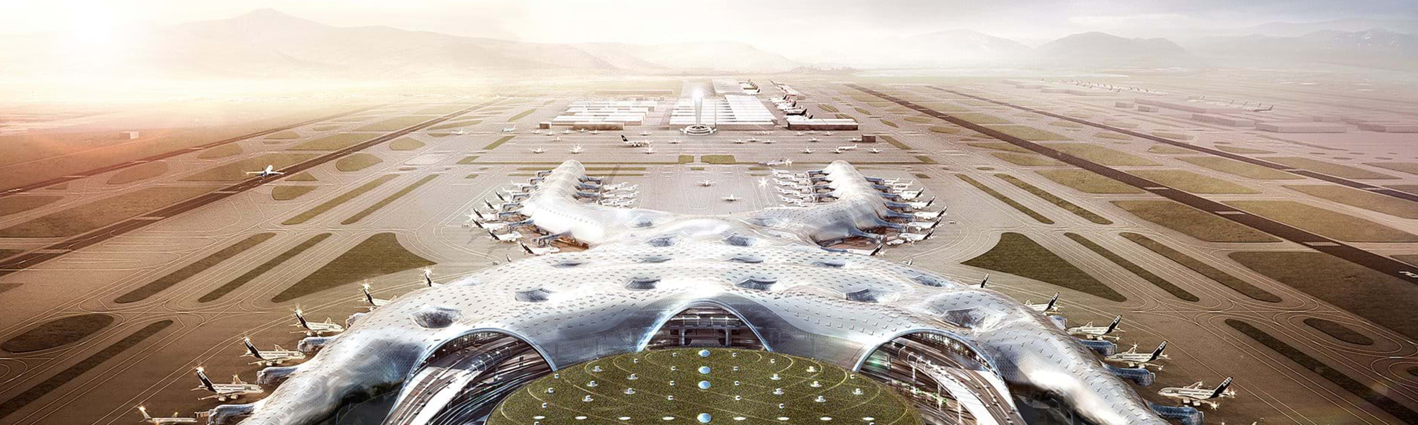New International Airport for Mexico City
