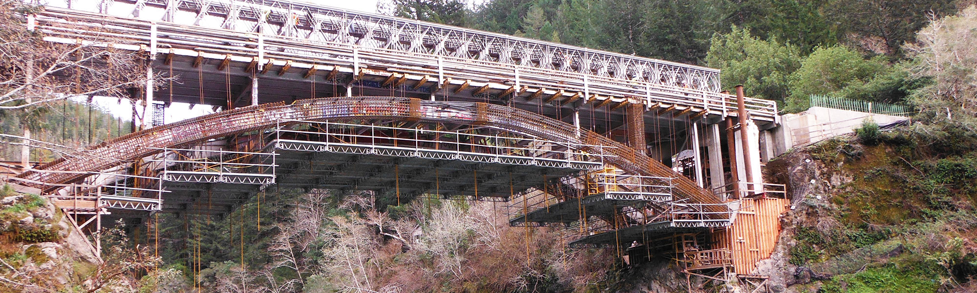 Smith River bridge replacement, Crescent City