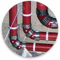 SMU Cast Iron piping systems